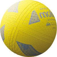 ミニソフトバレーボール イエロー  0 1球 MT S2Y1200Y モルテン(取寄品)