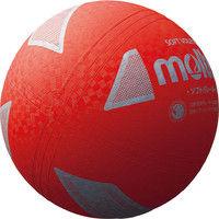 ソフトバレーボール 検定球 レッド  0 1球 MT S3Y1200R モルテン(取寄品)