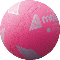 ソフトバレーボール 検定球 ピンク  0 1球 MT S3Y1200P モルテン(取寄品)
