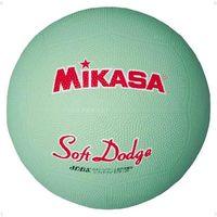 <LOHACO> ソフトドッジボール 2 号 グリーン 1球 MG STD2R G ミカサ(取寄品)画像