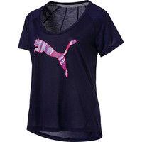 【レディース トレーニングウェア】 エレベーティド レイヤー Tシャツ M マルチ 1枚 PAJ 592950 16 PUMA (取寄品)