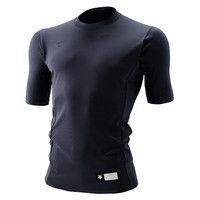 ジュニア 丸首半袖リラックスFITシャツ 150 Dネイビー 1枚 DS JSTD700 DNVY デサント(取寄品)