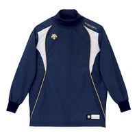 ジュニアウィンドシャツ 130 Dネイビー 1枚 DS PJ251J DNVY デサント(取寄品)