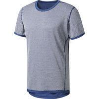 【メンズ ランニングウェア】 Snova TOKYO リバーシブル半袖TシャツM J/M ブルー 1枚 ADJ BXA36 BQ2207 (取寄品)
