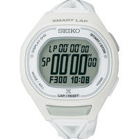 スーパーランナーズ【スマートラップ】 レギュラーモデル ホワイト  0 1本 SEK SBEH001 セイコー(取寄品)