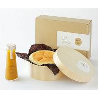 【数量限定おまけ付き】913(ヌフアントロワ) チーズケーキとマンゴーソースのセット+クレメダンジュミニカップ1個付き(直送品)