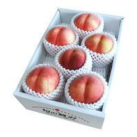 山形県産 品種おまかせ白桃2kg