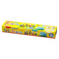 小麦ねんど こむぎんちょ4色セット 041-032 3個 銀鳥産業(直送品)