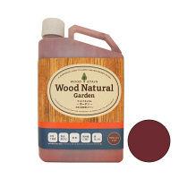 カラーワークス 木部専用保護塗料 Wood Natural ブリティッシュレッド 3487 0.7kg (直送品)