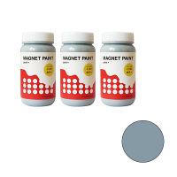 カラーワークス MAGNETPAINTカラー サイレント 200ml 2915 1セット(3個入) (直送品)