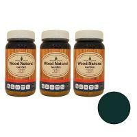 カラーワークス Wood Natural フォレストグリーン 200g 3480 1セット(3個入) (直送品)
