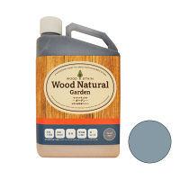 カラーワークス Wood Natural フレンチブルー 0.7kg 3482 (直送品)