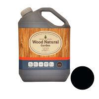 カラーワークス Wood Natural ブラック 3.5kg 3492 (直送品)