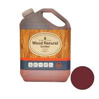 カラーワークス Wood Natural ブリティッシュレッド 3.5kg 3495 (直送品)
