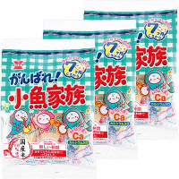 岩塚製菓 がんばれ!小魚家族 51g 1セット(3袋)
