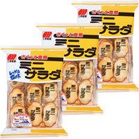 三幸製菓 ミニサラダしお味 28枚 1セット(3袋)