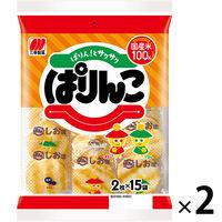 三幸製菓 ぱりんこ 36枚 1セット(2袋)