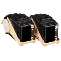 トナーカートリッジ CT202463タイプ 汎用品 ブラック 2個入(直送品)