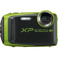 富士フイルム 「FinePix」XP120 ライム SDカードセット FX-XP120BKSET 1セット