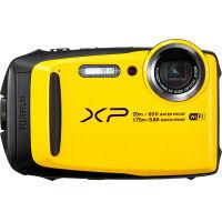 富士フイルム 「FinePix」XP120 イエロー SDカードセット FX-XP120YSET 1セット