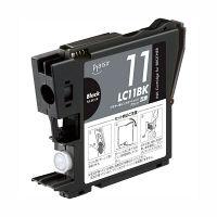 プレジール 互換インク PLE-BR11B ブラック(ブラザー LC11BK互換)