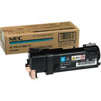 NEC レーザートナーカートリッジ PR-L5700C-13 シアン