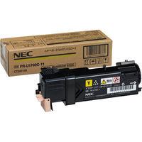 NEC レーザートナーカートリッジ PR-L5700C-11 イエロー