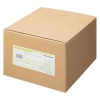 ストックフォーム(64g/m2) 10×11インチ 無地 1箱(2000枚入) トッパン・フォームズ株式会社