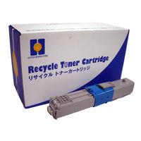 リサイクルトナーカートリッジ TNR-C4KC1タイプ シアン
