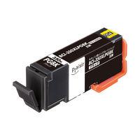 プレジール 互換インク PLE-C350XLB ブラック(大容量)(キヤノン BCI-350XLPGBK互換) BCI-350/351シリーズ