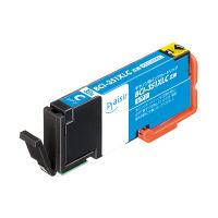プレジール 互換インク PLE-C351XLC シアン(大容量)(キヤノン BCI-351XLC互換) BCI-350/351シリーズ