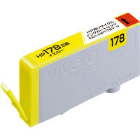 エコリカ リサイクルインク ECI-HP178Y-V イエロー(HP HP178イエロー互換)