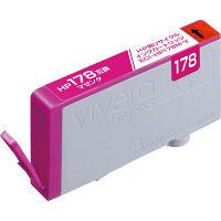 エコリカ リサイクルインク ECI-HP178M-V マゼンタ(HP HP178マゼンタ互換)