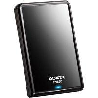 ADATA ポータブルHDD 500GB AHV620-500GU3-CBK 1台