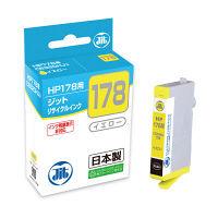ジット リサイクルインク JIT-H178Y イエロー(HP HP178 CB320HJ互換)
