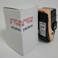 レーザートナーカートリッジ LPC3T18Mタイプ マゼンタ 汎用品