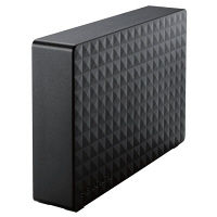 エレコム 外付けHDD「Expansion3.5inch」2TB HD-SG2.0U3BK-D
