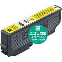 エコリカ リサイクルインク ECI-E80L-Y イエロー(大容量)(エプソン ICY80L互換) IC80シリーズ