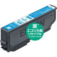 エコリカ リサイクルインク ECI-E80L-C シアン(大容量)(エプソン ICC80L互換) IC80シリーズ
