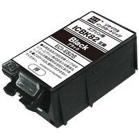 エコリカ リサイクルインク ECI-E82B ブラック(エプソン ICBK82互換)