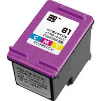エコリカ リサイクルインク ECI-HP61C-V 3色一体型(HP HP61互換)