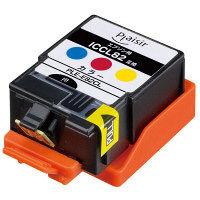 プレジール 互換インク PLE-E82CL 3色一体型(エプソン ICCL82互換)