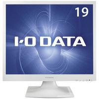 アイ・オー・データ 19型スクエア液晶ディスプレイ ホワイト LCD-AD192SEDSW 1台