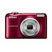 ニコン デジタルカメラ「COOLPIX」A10 SDカードセット A10レッドSET SDHC 1セット
