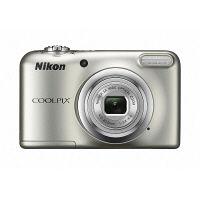 ニコン デジタルカメラ「COOLPIX」A10 SDカードセット A10シルバーSET SDHC 1セット