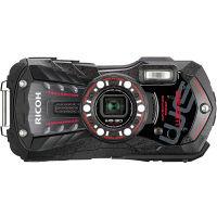 リコー 防水デジタルカメラ WG30 SDカードセット WG-30CALS SET SDHC