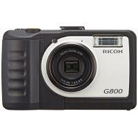 リコー 防水・防塵・業務用デジタルカメラ G800 SDカードセット 1セット