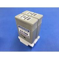 リサイクルインク マットブラック(キヤノン PFI-107MBK互換) 1パック(2個入)