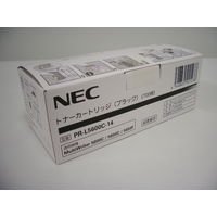 NEC レーザートナーカートリッジ PR-L5600C-14 ブラック