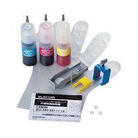 詰め替えインク THC-351CSET5 1パック(3色入) キヤノン BCI-351C/351M/351Y用